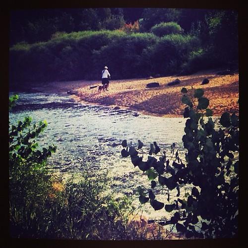 South Platte River #denver #colorado by @MySoDotCom