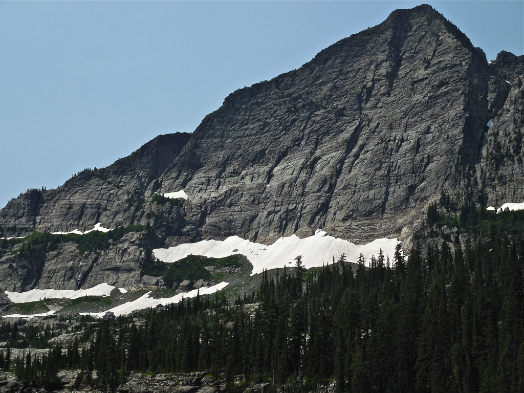 St Paul Peak