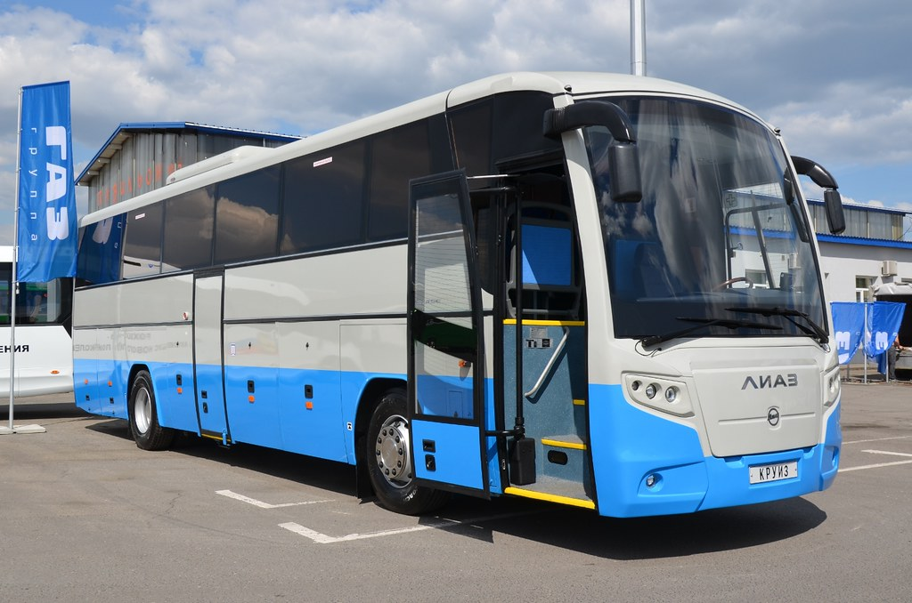 Автобус Круиз на шасси Scania