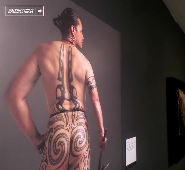 Tuku Iho: Legado Vivo Māorí en centro GAM de Santiago