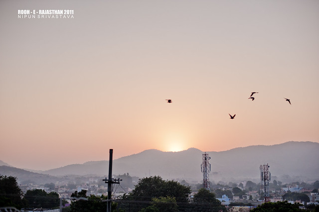 Ajmer morning.