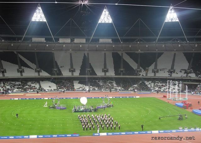 Olympics Stadium - 5th May, 2012 (94)