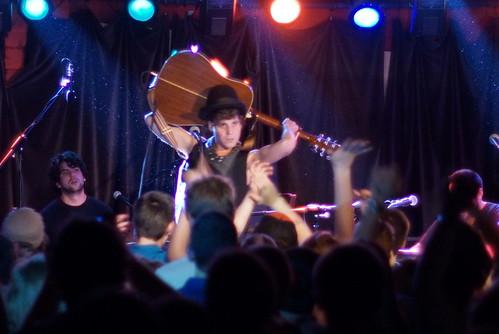 Langhorne Slim, Casbah, Durham NC, 06/12/12