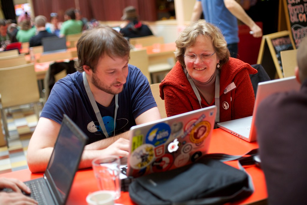 Wikimedia Hackathon 2013
