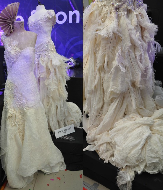 Bridal Gowns by Amor Albano
