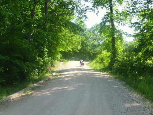 crappy TN gravel road