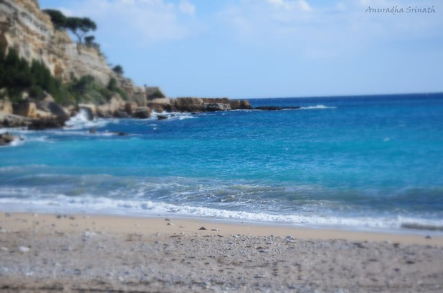 Plage de la Grande Mer, the main beach in Cassis