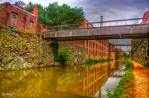 C&O Canal - Georgetown