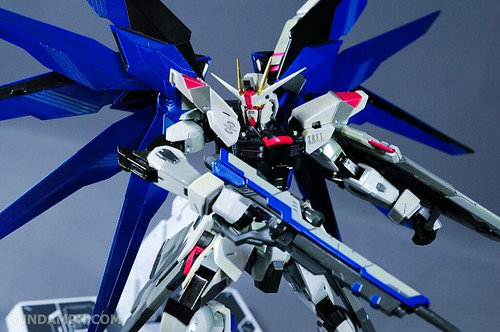 Metal Build Freedom Gundam Prism Coating Ver. Review Tamashii Nation 2012 (47)