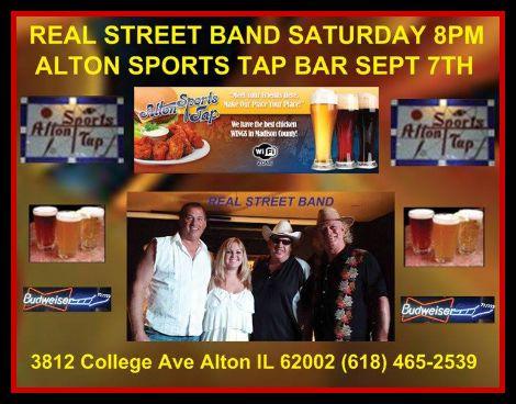 Real Street Band 9-7-13