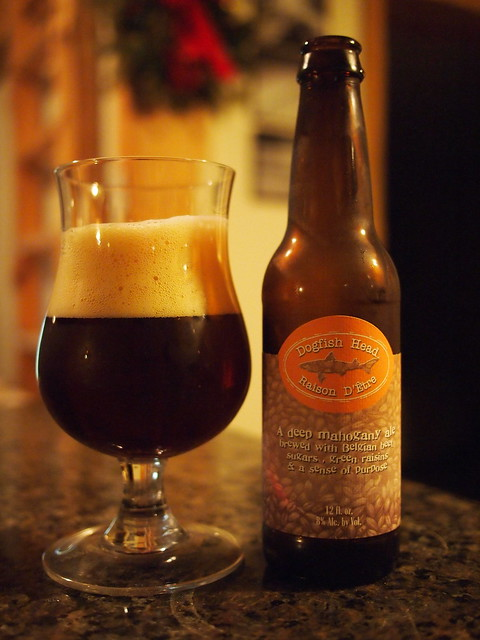Dogfish Head Raison D Etre