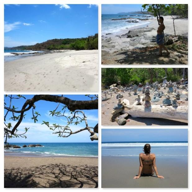 Playas Montezuma