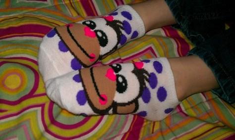 096/366 [2012] - Monkey Wears Monkey Socks by TM2TS