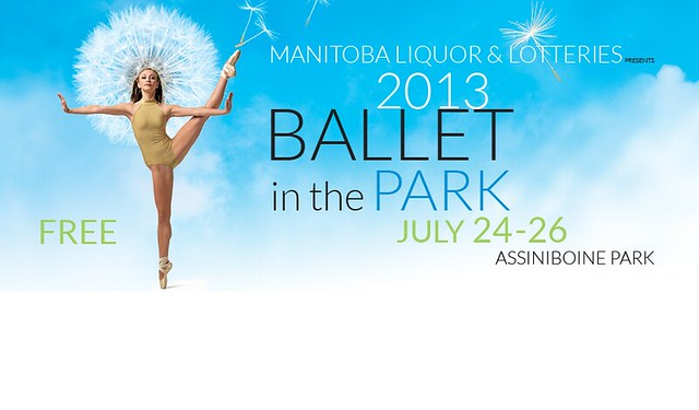 Ballet in the Park 2013 - July 24 - 26