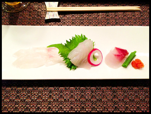 Higesori Dai (Sweetlip), Madai (Red Snapper), Ishi Dai (Stone Snapper)