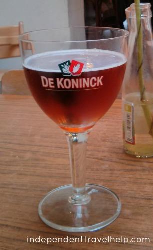 beer, de koninck, belgium, belgium beer, antwerp