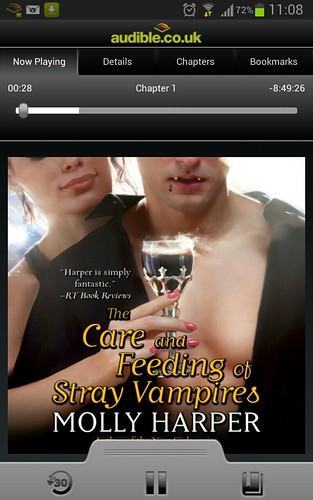 Book 1: THE CARE AND FEEDING OF STRAY VAMPIRES audiobook