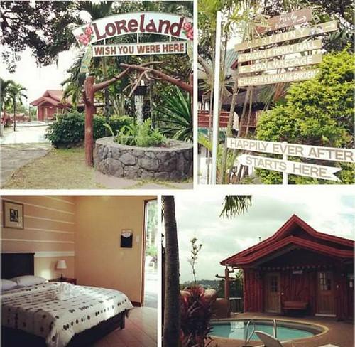 Accommodations in Loreland Farm Resort
