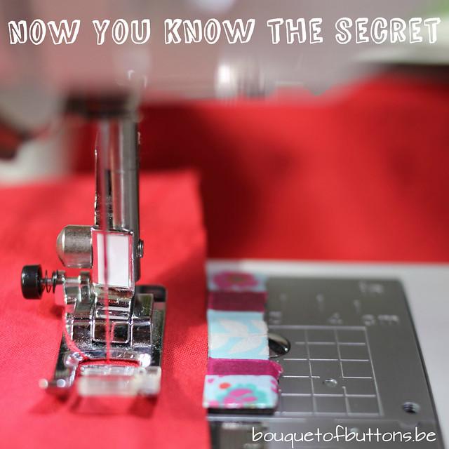 diy magnetic sewing gauge