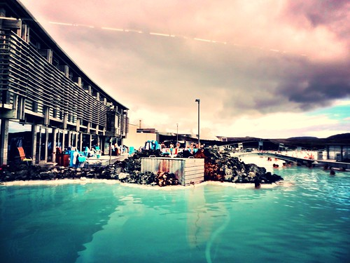 Blue Lagoon from inside by SpatzMe
