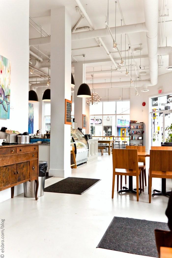 Rocanini Cafe, Steveston