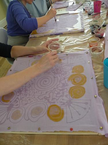 Batik Workshop at Guthrie & Ghani