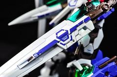 Metal Build 00 Gundam 7 Sword and MB 0 Raiser Review Unboxing (61)