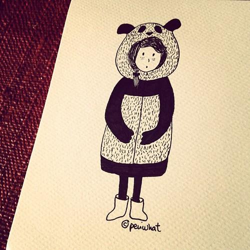 La serie *Animalicas* sigue su curso.. ¡Petición oso panda cumplida!