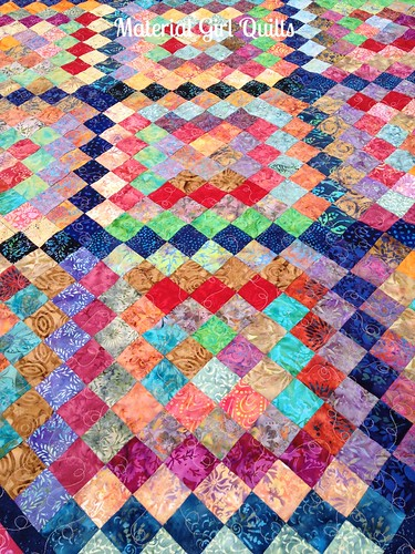 scrappy trip quilting