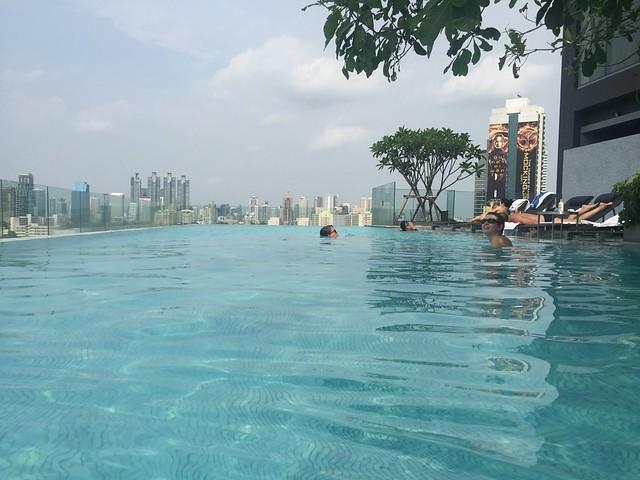 Piscine - Sofitel So Bangkok