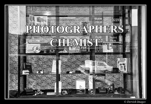 Photographers Chemist by Dervish Images