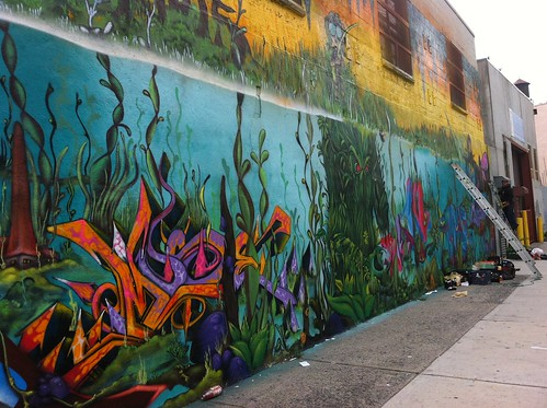 Brooklyn Streets Speak :: Graffiti