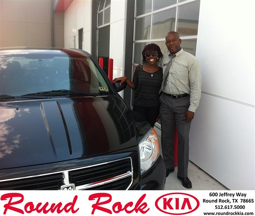 Thank you to Simone Horton on the 2011 Dodge Caliber from Jonathan  Scott and everyone at Round Rock Kia! by RoundRockKia