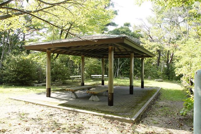 愛宕山公園 展望台