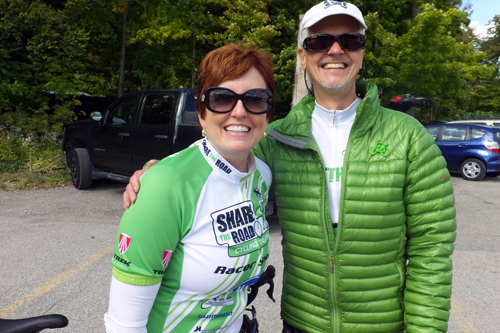 2016 39 Gregs Ride Min Eleanor McMahon & David_500