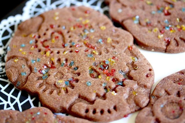 Chocolate Cinn Chipotle Cookies - 33