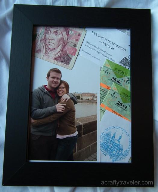 Prague Memory Frame
