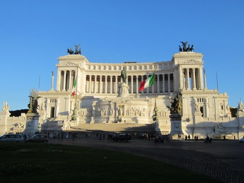parliament in rome