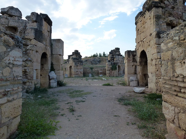 Turquie - jour 12 - De Kas à Pamukkale - 177 - Martyrium de l'apôtre Philippe