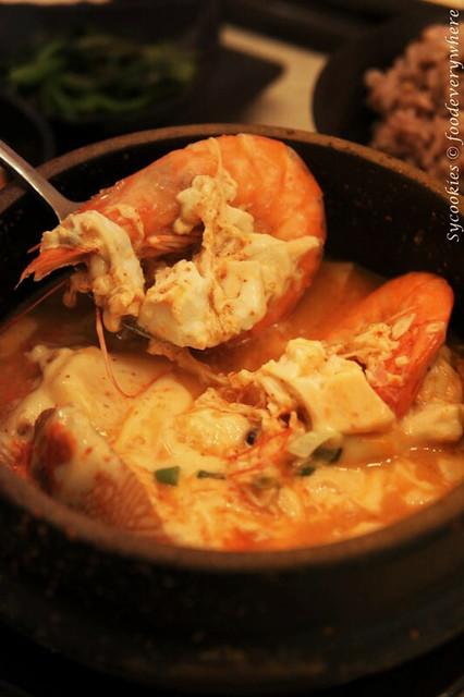 7.cheese sdb -7.seafood RM 17.90 @ dubu dubu (18)