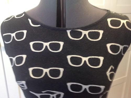Echino glasses 9929 bodice