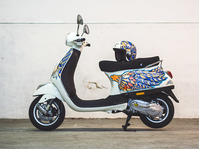 Vespa PEN Art Edition
