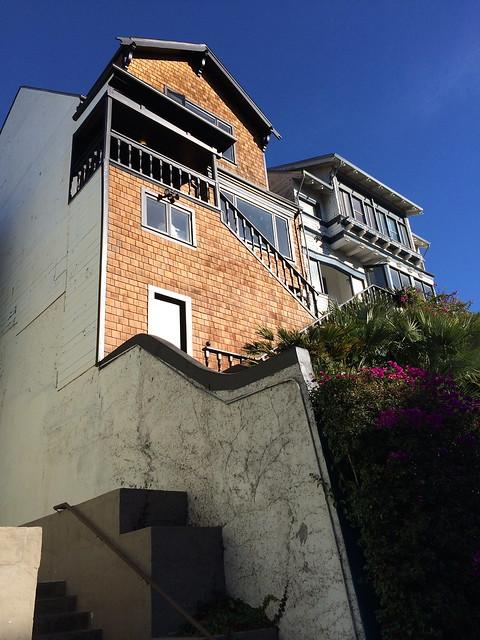 Castro houses