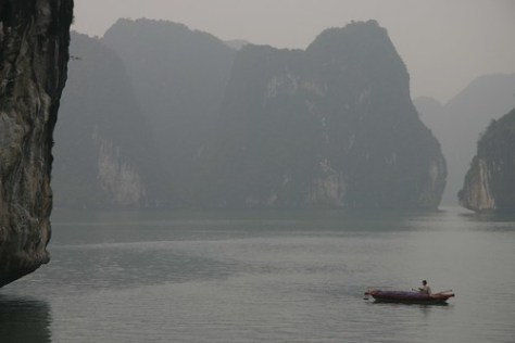 Trip in Ha Long Bay, Vietnam
