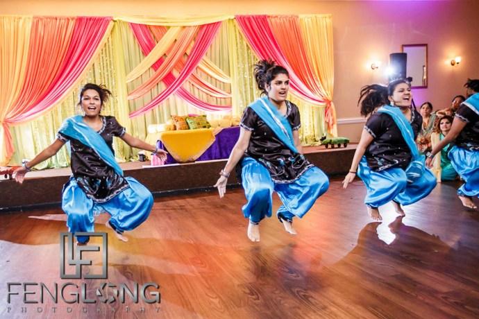 Zeenat & Ayaz's Mehndi/Sangeet Night | Monarch Ballroom | Atlanta Indian Wedding Photography