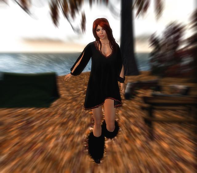 Running from autumn
