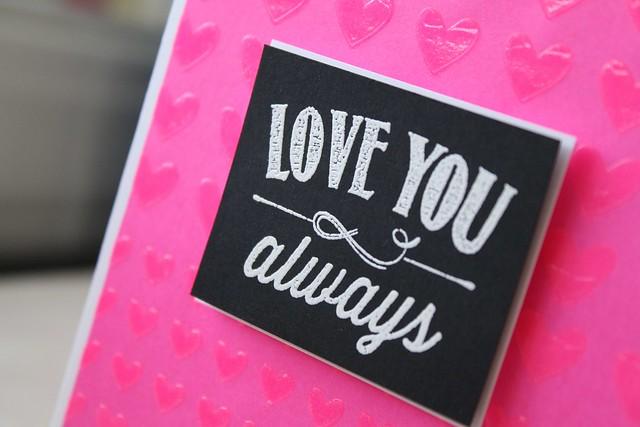 SSS~Chalkboard Love