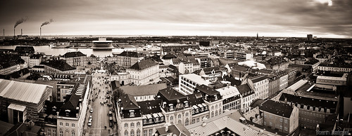 city copenhagen denmark by Zeeyolq Photography
