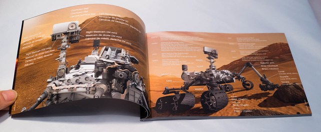REVIEW LEGO 21104 Cuusoo #005 - Nasa Curiosity Rover