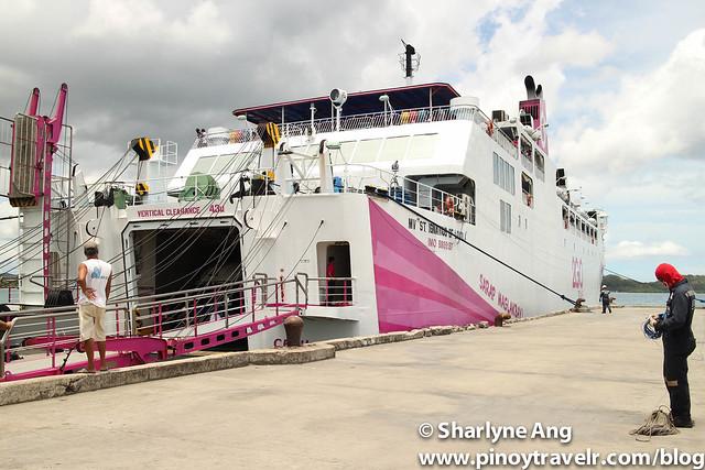 MV St. Ignatius - 2GO (Odiongan - Caticlan)